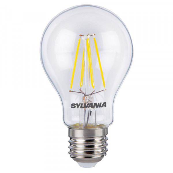 Sylvania LED-Lampe ToLEDo Retro, A60, 7.5W, E27