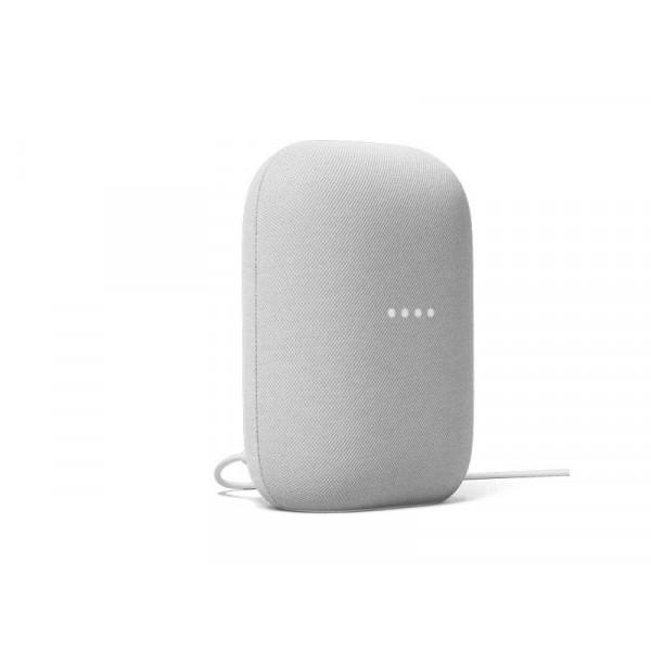 Google Nest Smartspeaker Nest Audio Kreide