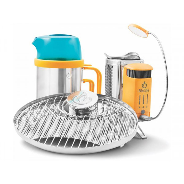 BioLite Camping-Grill Campstove Complete Kit