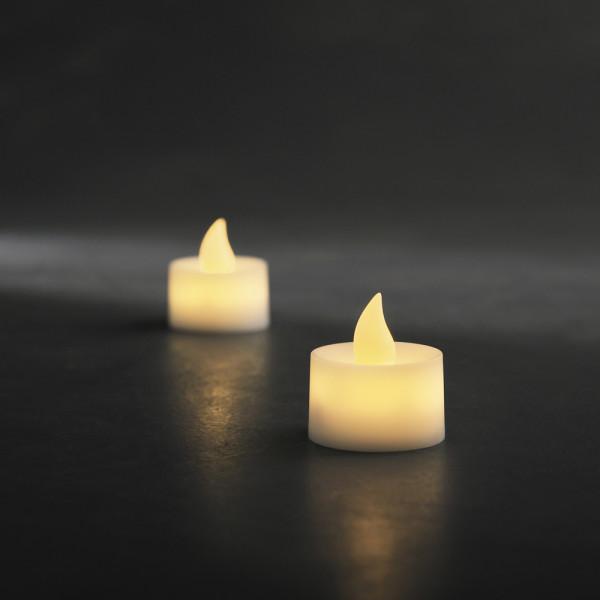 Konstsmide LED-Teelicht 2er-Set