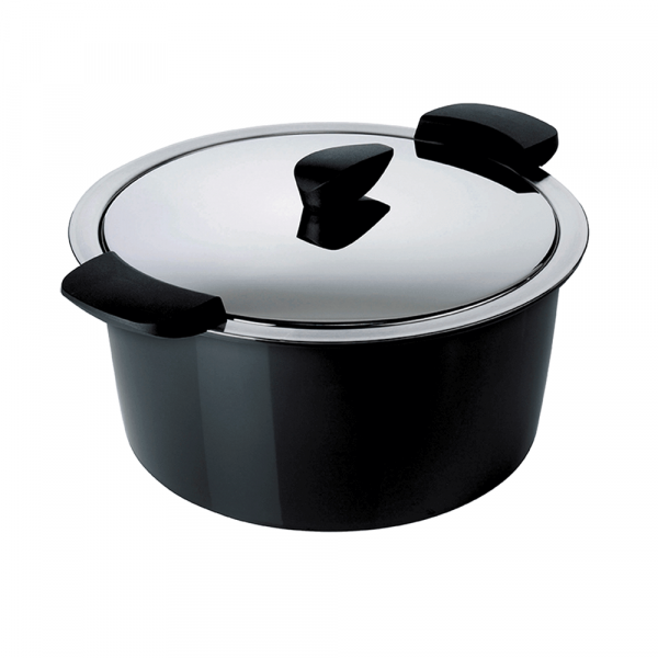 HOTPAN® Servierkasserolle 3L, schwarz